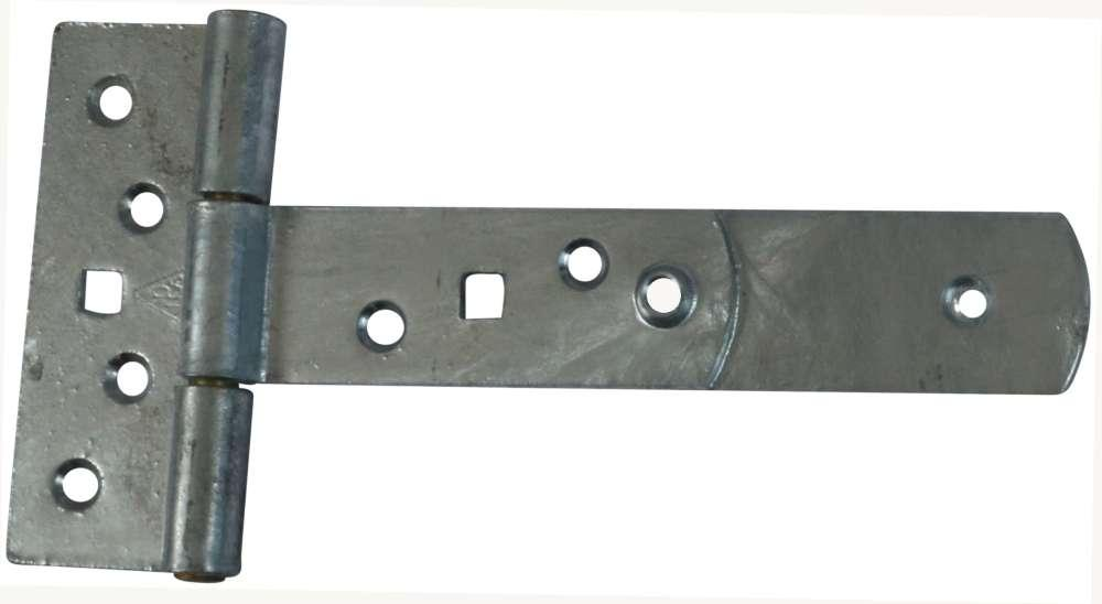 T-bladhængsel 155 mm og varmforzinket