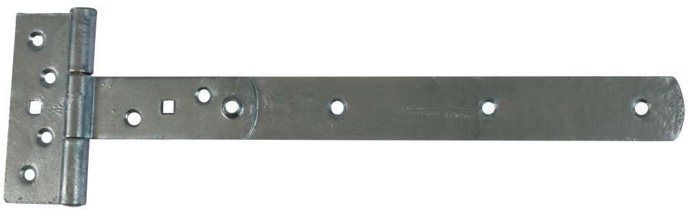 T-bladhængsel 380 mm og varmforzinket