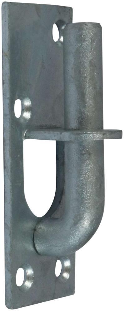 Pladestabel 12,5 mm tap og varmforzinket