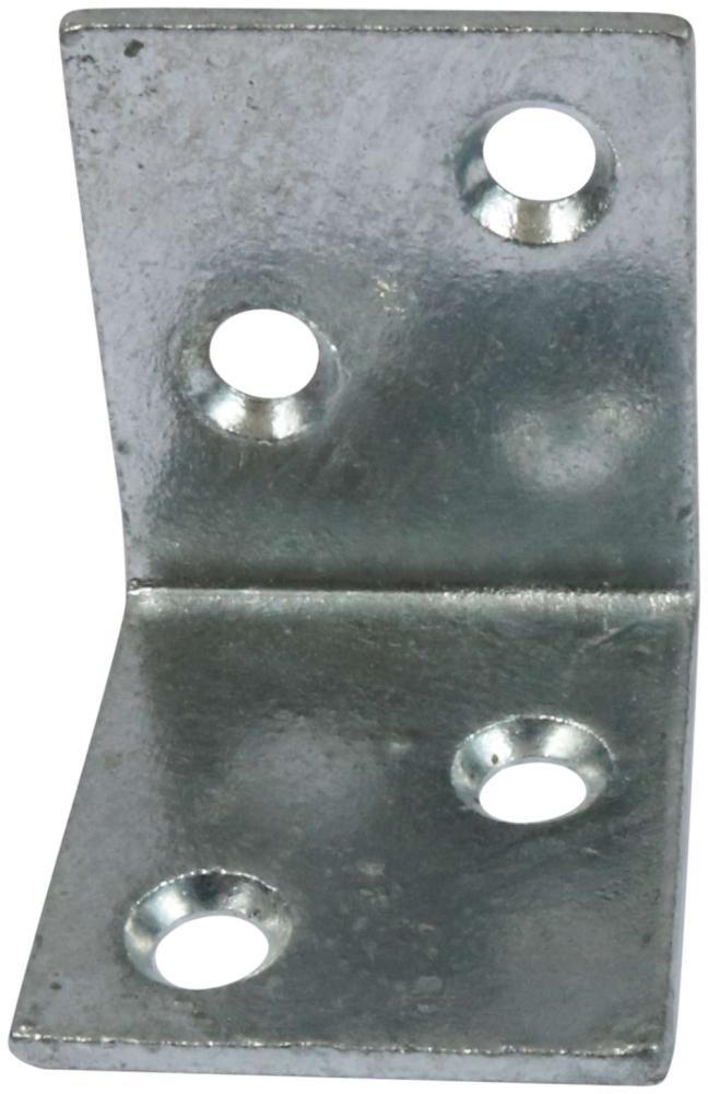 Vinkeljern 45 mm og varmforzinket