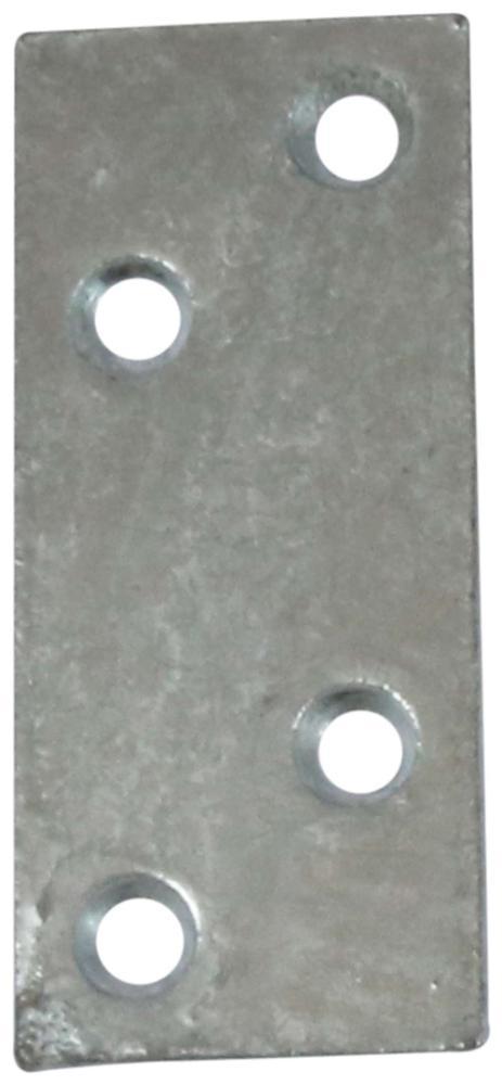 Ligejern 86 mm 2 stk. og varmforzinket