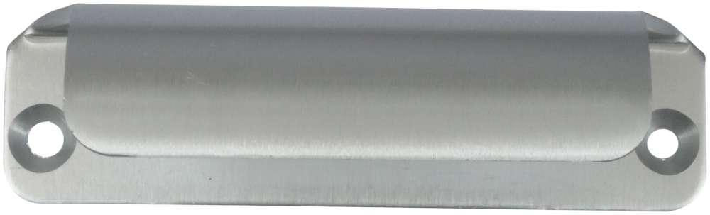 Fingergreb i aluminium