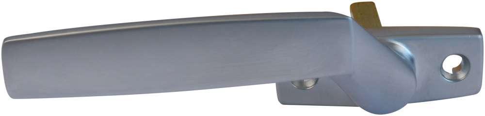 Greb mat 8 mm tap - venstre og mat forcromet
