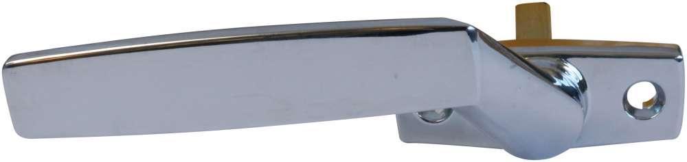 Greb 8 mm tap krom - venstre og forcromet