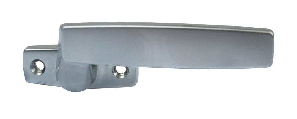Greb mat 7 mm tap - højre og mat forcromet