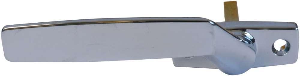 Greb 7 mm tap krom - venstre og forcromet