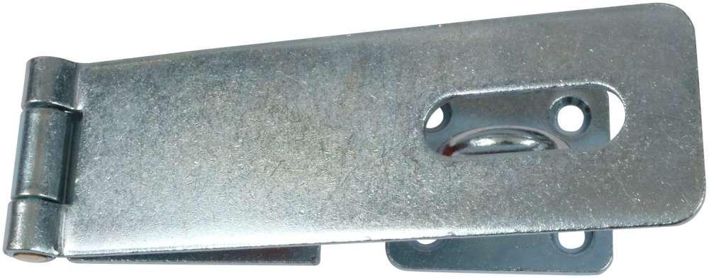 Overfald 155 mm og elforzinket blå