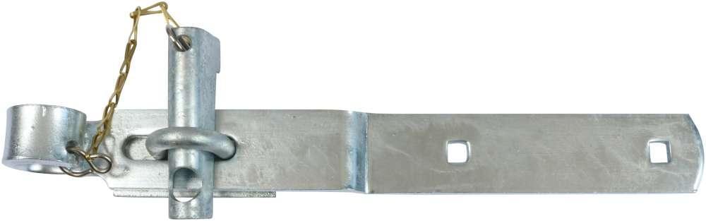 Portoverfald 345 mm og varmforzinket