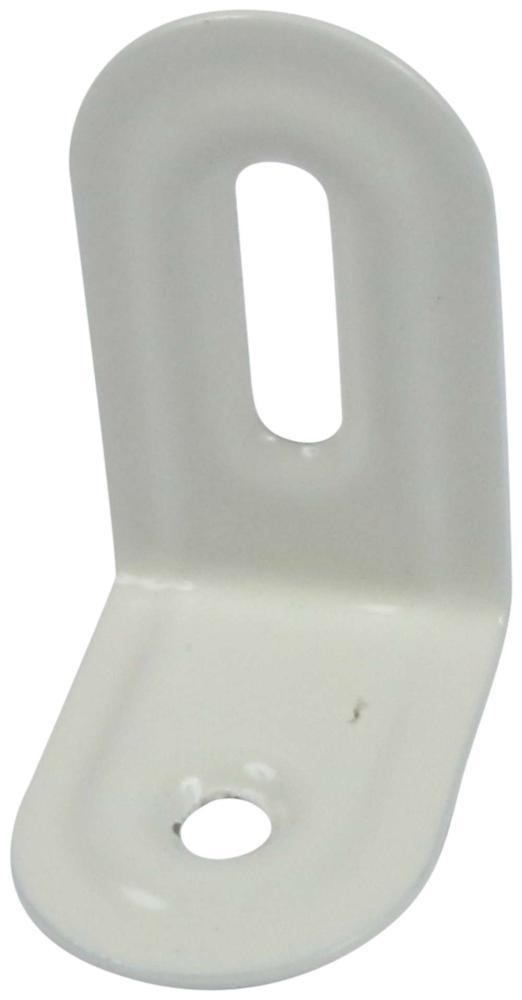 Riglejern 4 stk. hvid