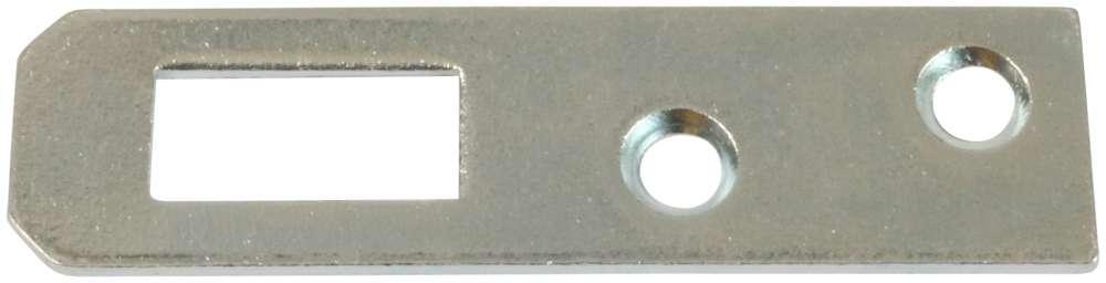 Hængeblik 60 mm 4 stk. og elforzinket blå