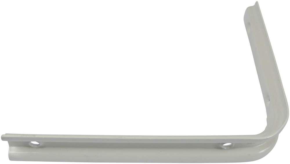 Let hyldeknægt 150x200 mm og lakeret hvid
