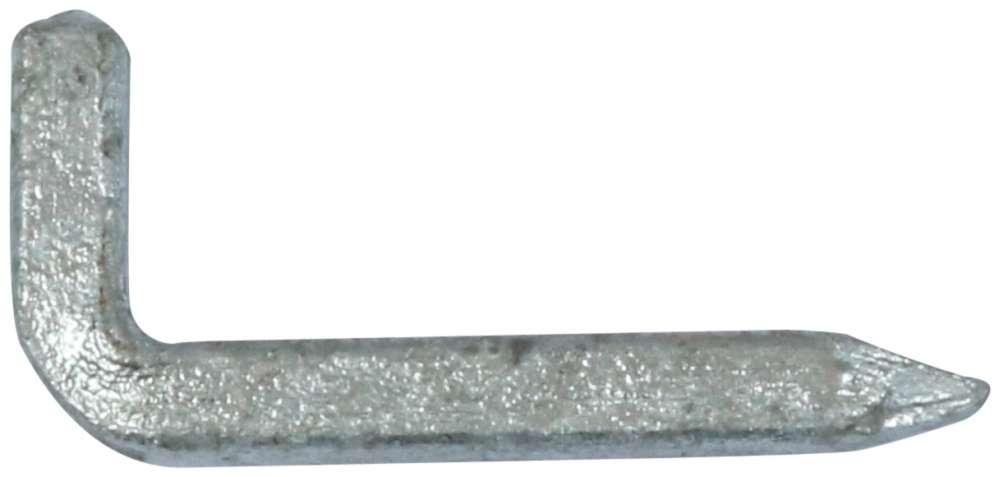 Murhage 50 mm 2 stk. og varmforzinket